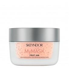 Интенсивная осветляющая маска Фруктовый джем Skeyndor Mymask Fruit Jam Iluminating Mask