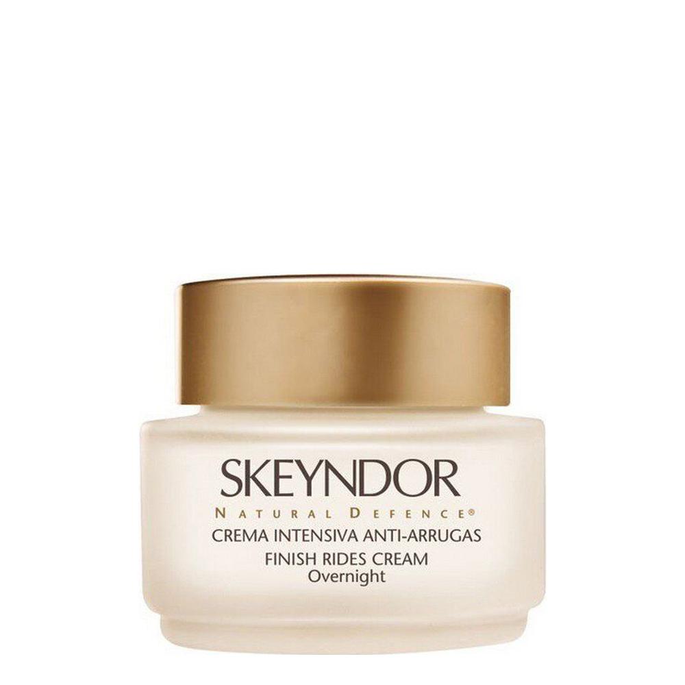 Интенсивный ночной крем от морщин Skeyndor Natural Defence Finish Rides Overnight Cream