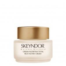 Обогащённый питательный крем Skeyndor Natural Defence Rich Nutriv Cream