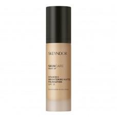 Матирующая основа для макияжа с витамином С SPF30 Skeyndor Skincare Vitamin C Matte Foundation SPF30