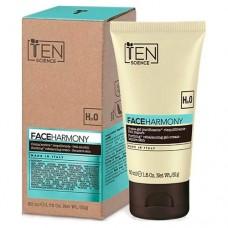 Балансирующий проблемную кожу крем-гель Ten Science Face Harmony Purifying Rebalancing Gel-Cream For Impure Skin
