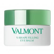 Бальзам для заполнения морщин для кожи вокруг глаз Valmont V-Shape Filling Eye Cream