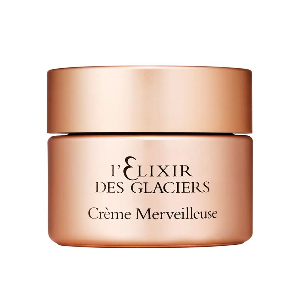 Восхитительный крем для лица MERVEILLEUSE Valmont l'elixir des glaciers creme merveilleuse