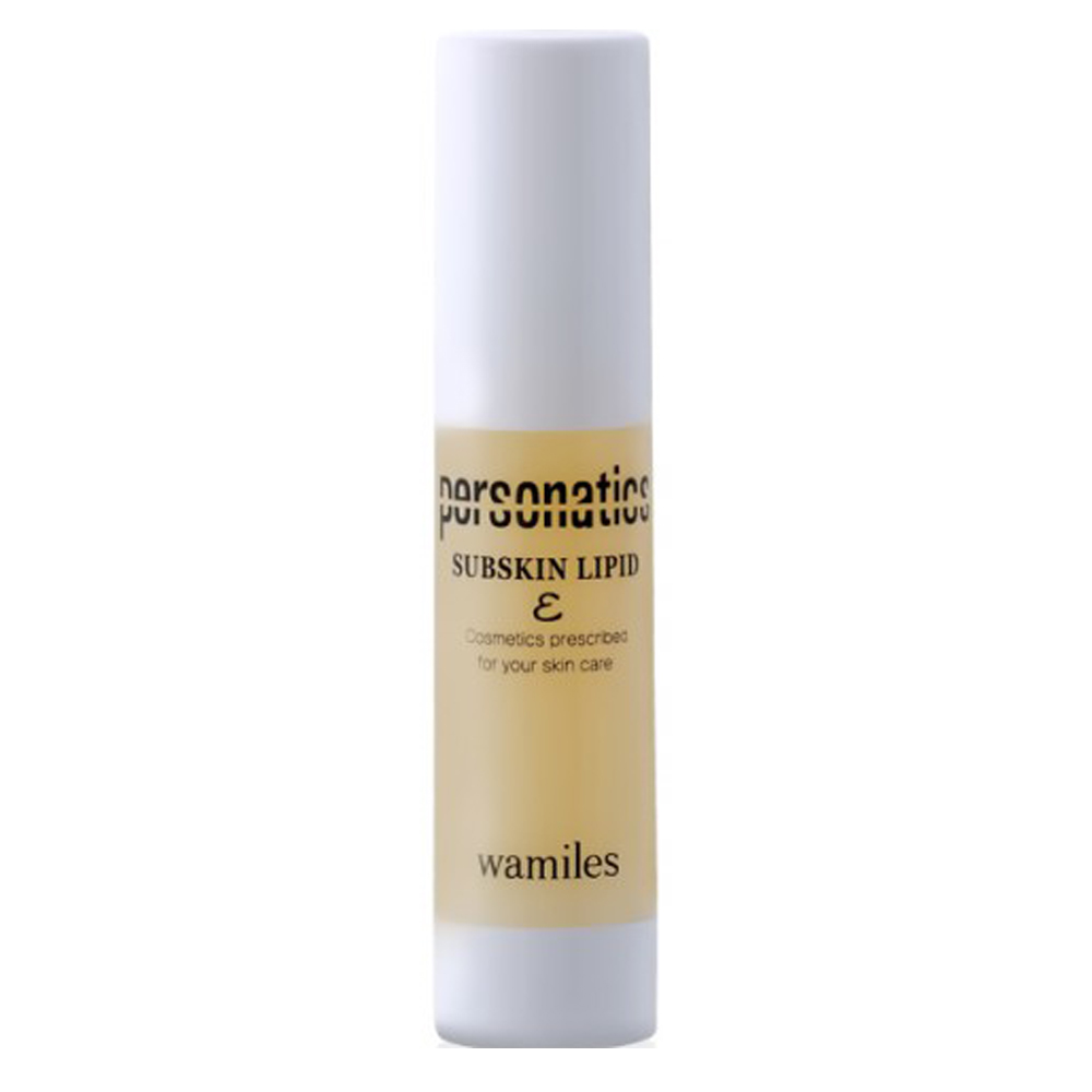 Косметической масло для возрастной кожи Wamiles SubSkin Lipid E