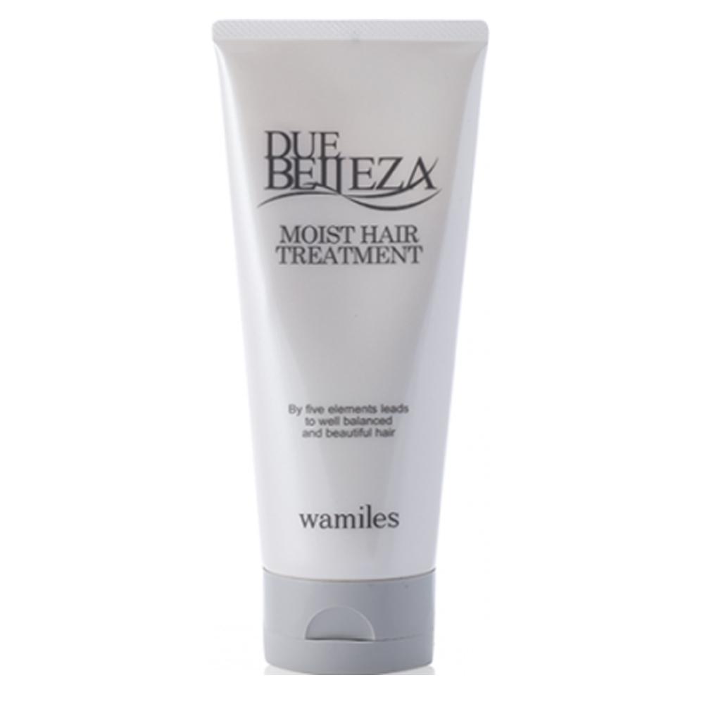 Интенсивно-восстанавливающий бальзам-кондиционер для волос Wamiles Belleza Moist Hair Treatment