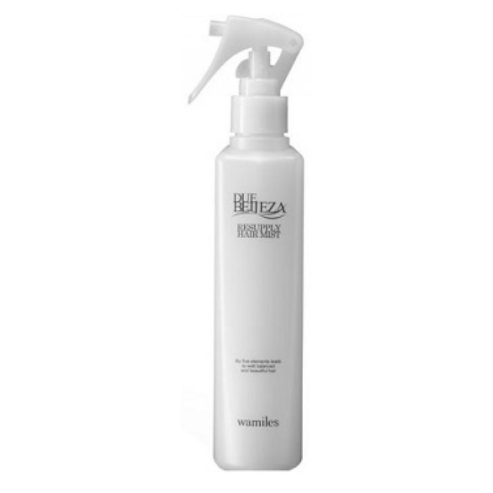 Восстанавливающая сыворотка для увлажнения волос Wamiles Belleza Resupply Hair Mist