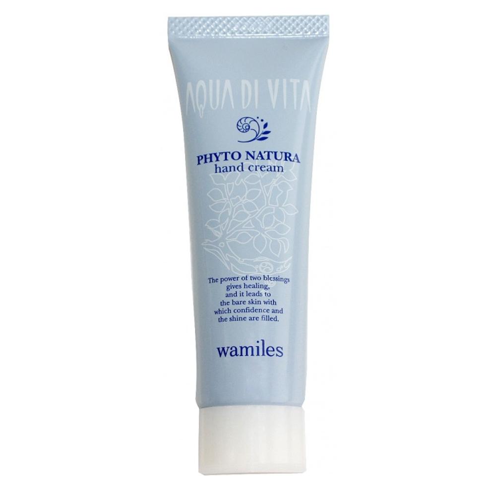 Крем для рук Aqua Wamiles Di Vita Phyto Natura Hand Cream