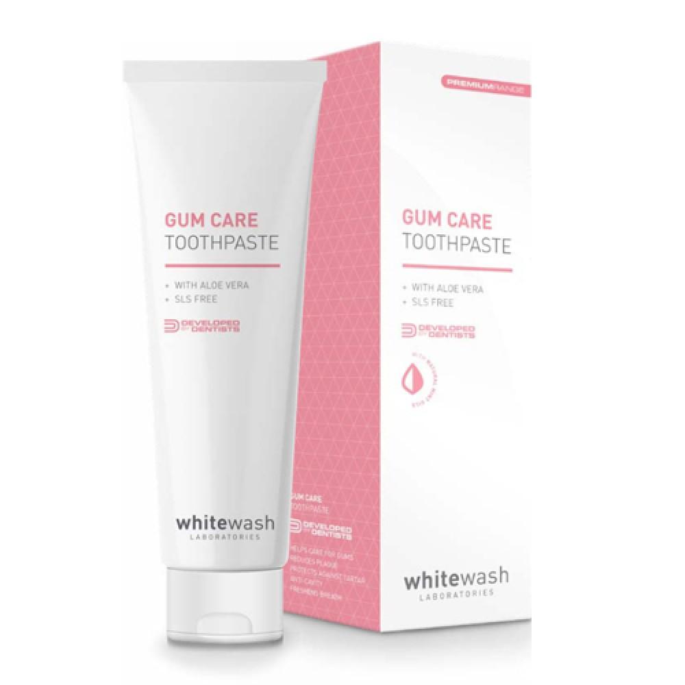 Зубная паста Интенсивная защита десен WhiteWash Laboratories Gum Care Toothpaste