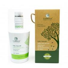 Шампунь для Поврежденных Волос c Коллагеном Xiaomoxuan Collagen Shampoo