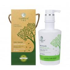 Маска чайное дерево для плотных и непослушных волос Xiaomoxuan Silky Smooth Treatment