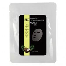 Биоцеллюлозная маска для лица Увляжняющая Yotsuba Japan Moist Mask