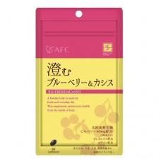 Комплекс антиоксидантов Экстракт Черники Yotsuba Japan Sumu Blueberry and Cassis