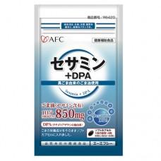 Комплекс витаминов и аминокислот черный кунжут Yotsuba Japan Sesamin DPA