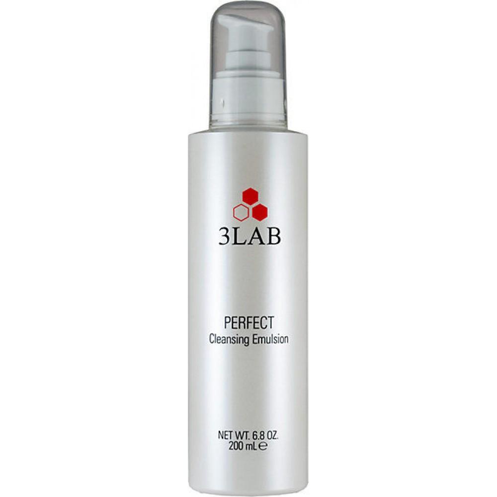 Идеальная очищающая эмульсия для кожи лица 3Lab Perfect Cleansing Emulsion