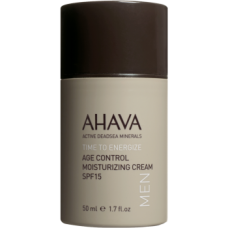 Крем омолаживающий увлажняющий SPF15 Ahava Age Control Moisturizing Cream SPF15 Men