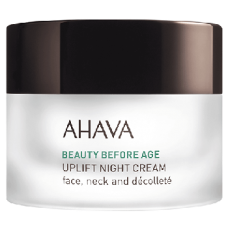 Лифтинговый ночной крем Ahava Beauty Before Age Uplifting Night Cream For Face, Neck and Decollete