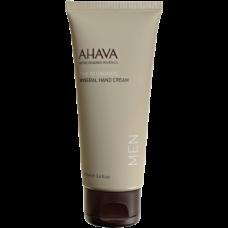 Крем для рук минеральный Ahava Mineral Hand Cream Men