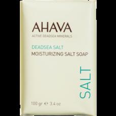Мыло на основе соли Мертвого моря Ahava Moisturizing Salt Soap