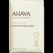 Мыло на основе грязи Мертвого моря Ahava Purifying Mud Soap