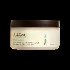 Масляно-солевой скраб для тела на основе соли Мертвого моря Ahava Softening Butter Salt Scrub