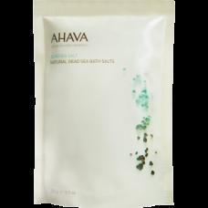 Соль Мертвого Моря натуральная кристаллическая Ahava Natural Dead Sea Bath Salts