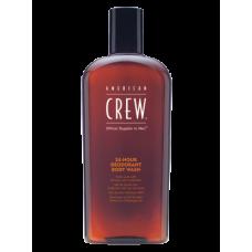 Гель для душа с дезодорирующим эффектом Защита 24 часа American Crew 24-Hour Deodorant Body Wash