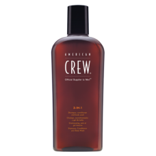 Средство 3-в-1 по уходу за волосами и телом American Crew 3-in-1