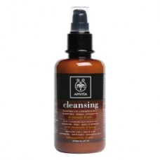 Очищающее молочко для лица и глаз с ромашкой и медом 3 в 1 APIVITA 3 in 1 Cleansing Milk for Face and Eyes