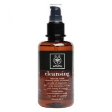 Очищающее Молочко для нормальной и сухой кожи с медом и маслом апельсина APIVITA Cleansing Milk for Normal/Dry Skin