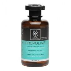 Шампунь для Жирных Волос с розмарином и прополисом Apivita Shampoo For Oily Hair
