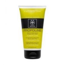 Смягчающий кондиционер для всех типов волос с ромашкой и медом Apivita Hair Softening Conditioner for All Hair Types