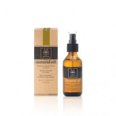Композиция натуральных масел для массажа Apivita Organic Massage Oil Blend