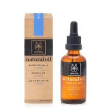 Натуральное масло Жожоба Apivita Organic Jojoba Oil