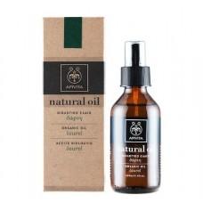 Натуральное лавровое масло Apivita Organic Laurel Oil