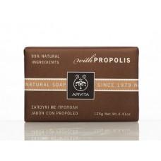 Мыло с прополисом Apivita Soap with Propolis
