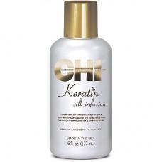 Жидкий шёлк с кератином CHI Keratin Silk Infusion