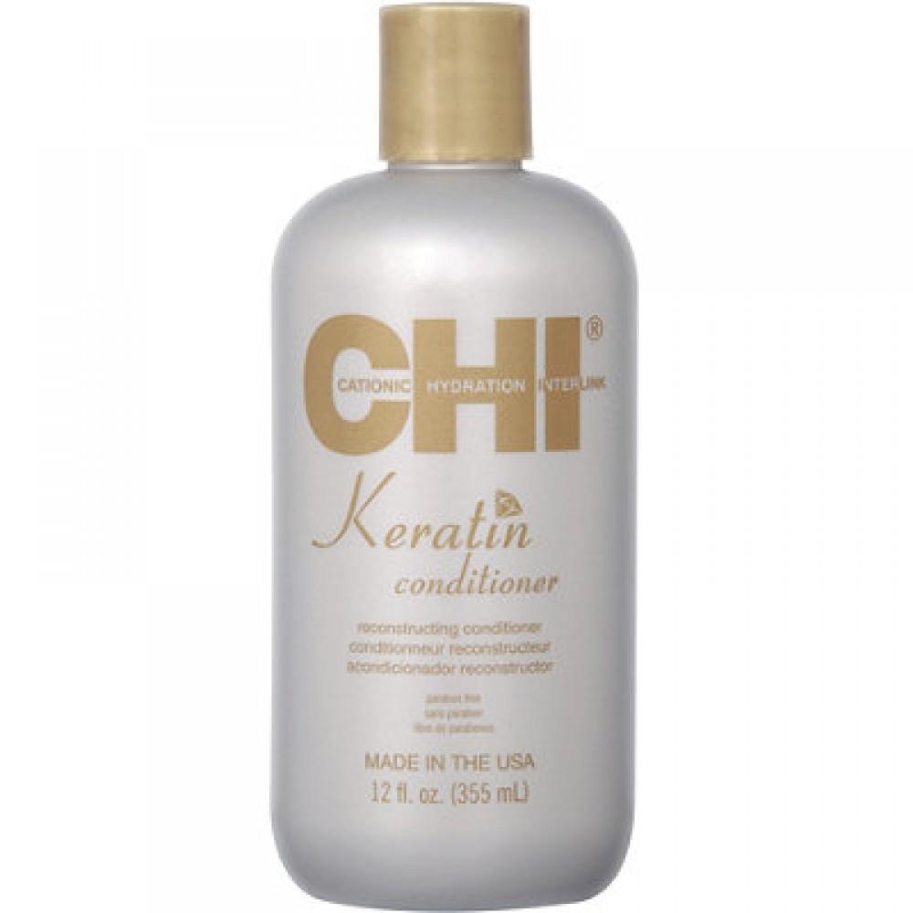 Кондиционер кератиновое восстановление CHI Keratin Conditioner
