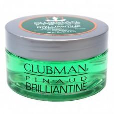 Гель-бриллиантин для укладки волос Clubman Brilliantine