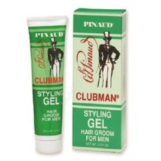 Гель для укладки нормальной фиксации Clubman Styling Gel
