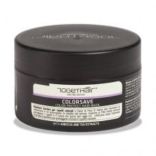 Маска для сохранения цвета окрашенных волос Togethair Colorsave Mask Color Protect Hair