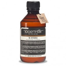 Увлажняющий питательный шампунь для обезвоженных и тусклых волос Togethair N-Hydra Shampoo Nourishing