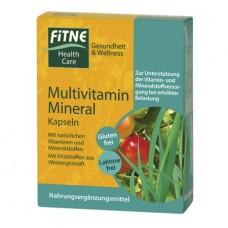 Капсулы натуральные Мультивитамины и минералы Fitne