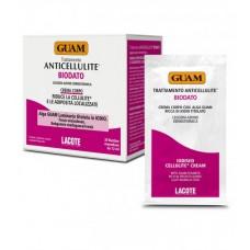 Антицеллюлитный крем для тела с повышенным содержанием йода Guam Crema Biodato