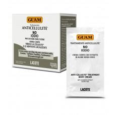 Антицеллюлитный крем для тела без содержания йода Guam Crema No Iodio