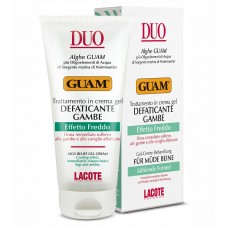 Гель для ног тонизирующий Guam Duo Crema Gel Defaticante Gambe
