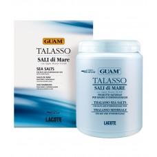 Концентрированная морская соль Талассо Guam Talasso Sali di Mare