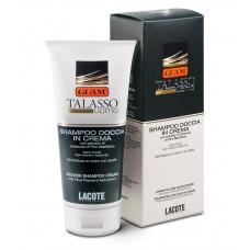 Кремообразный шампунь соль–гель для волос и тела Guam Talasso Uomo Shampoo Doccia in Crema