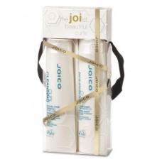 Набор подарочный шампунь для кудрявых волос+ кондиционер для кудрявых волос JOICO Curl Gift Pack