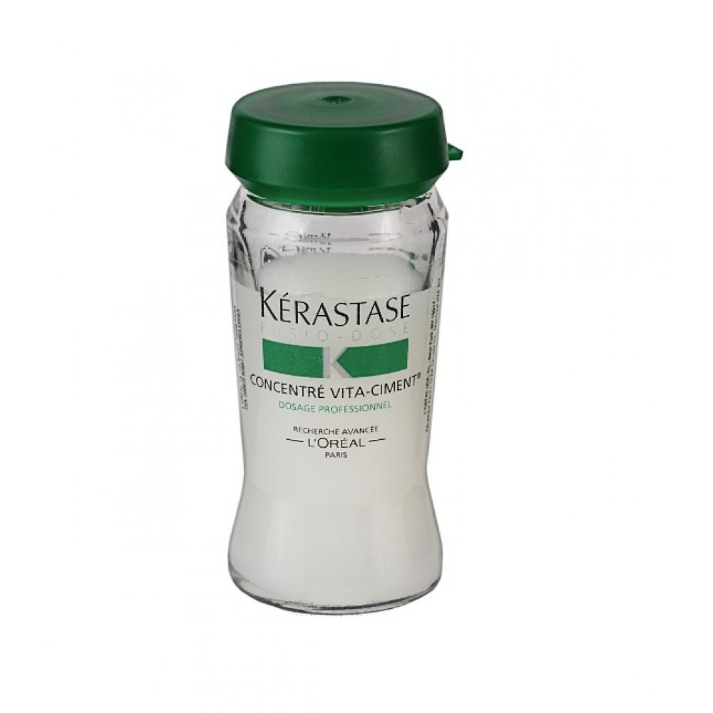 Концентрат для восстановления волос Kerastase Fusio Dose Concentre Vita-Ciment