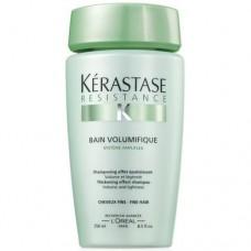 Уплотняющий шампунь для тонких волос Kerastase Resistance Bain Volumifique Shampoo